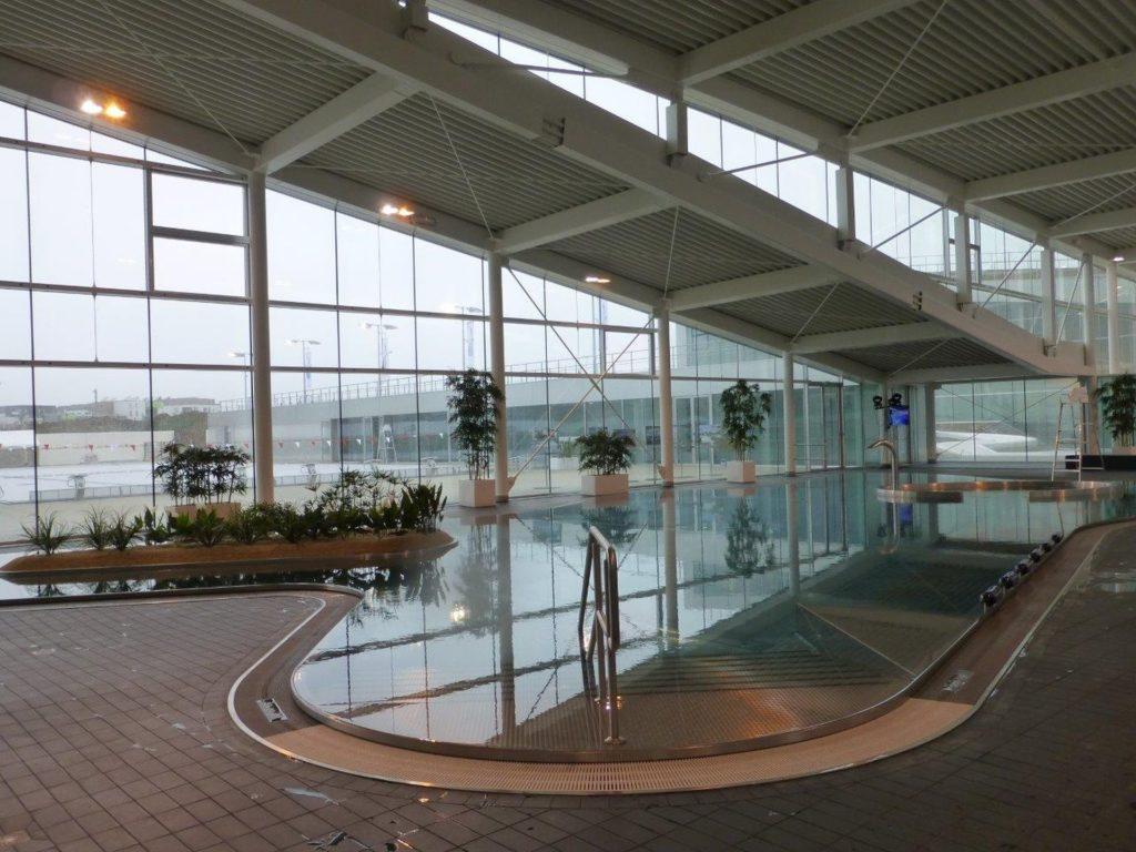 DOORTAL - Centre aqualudique -
