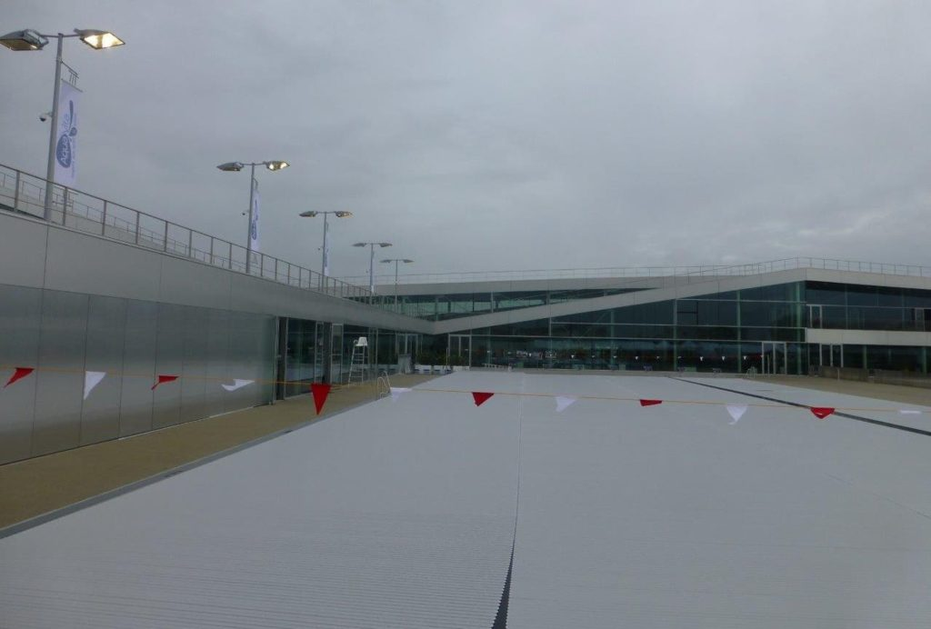 DOORTAL - Centre aqualudique - (5)