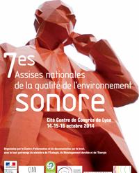 Doortal expose aux Assises du Bruit à Lyon les 14, 15 et 16 octobre 2014