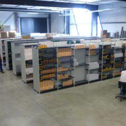 Nouveau magasin de stockage de 500 m²