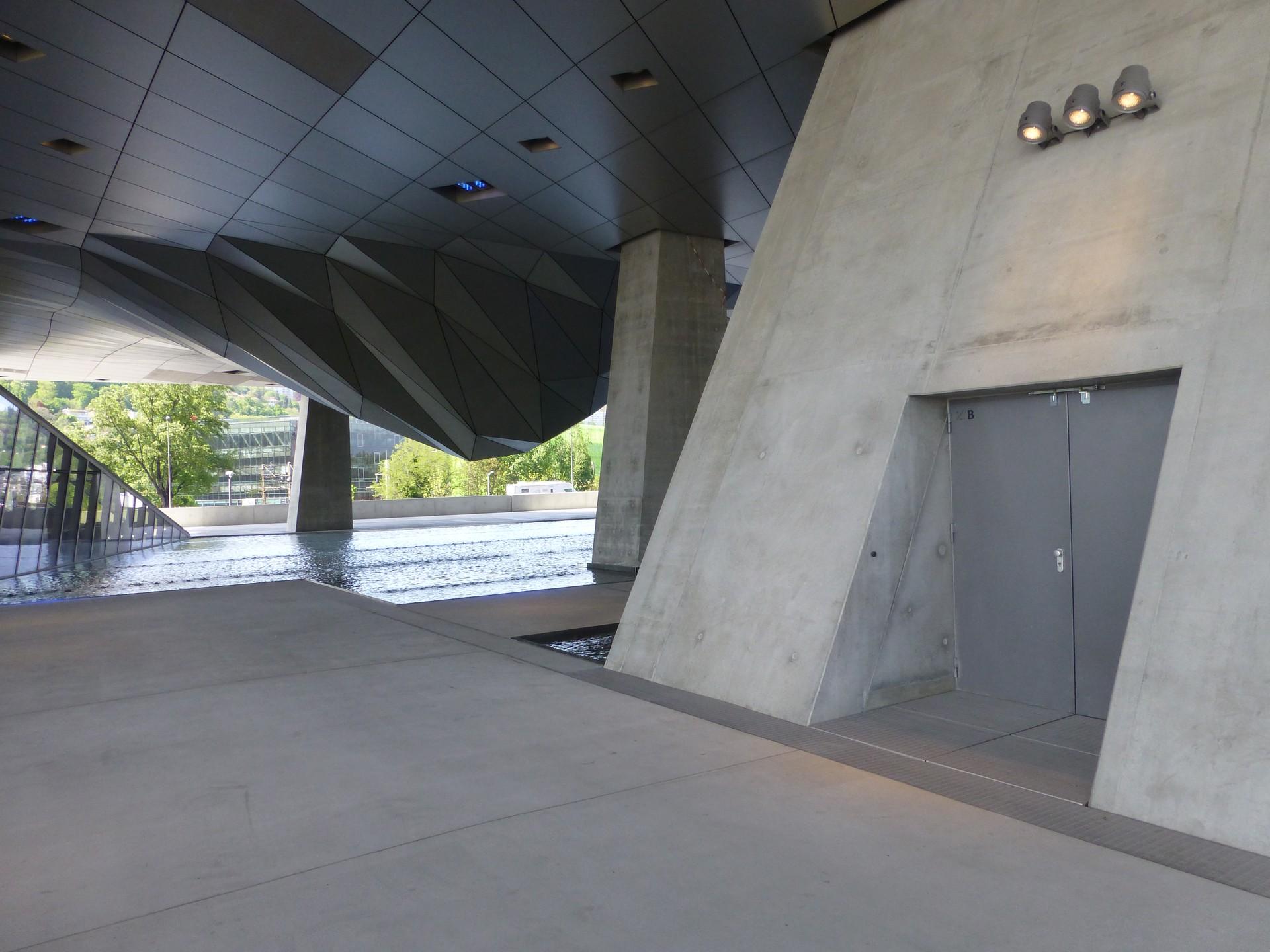 DOORTAL - Musée des Confluences - bloc-porte coupe-feu