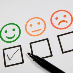 Résultats de l'enquête de satisfaction clientèle