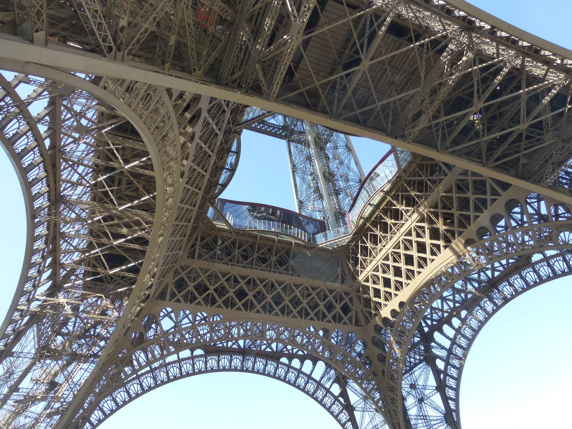 DOORTAL - Tour Eiffel - porte pyroplus