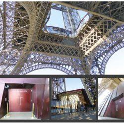 PYROPLUS au 1er étage de la Tour Eiffel