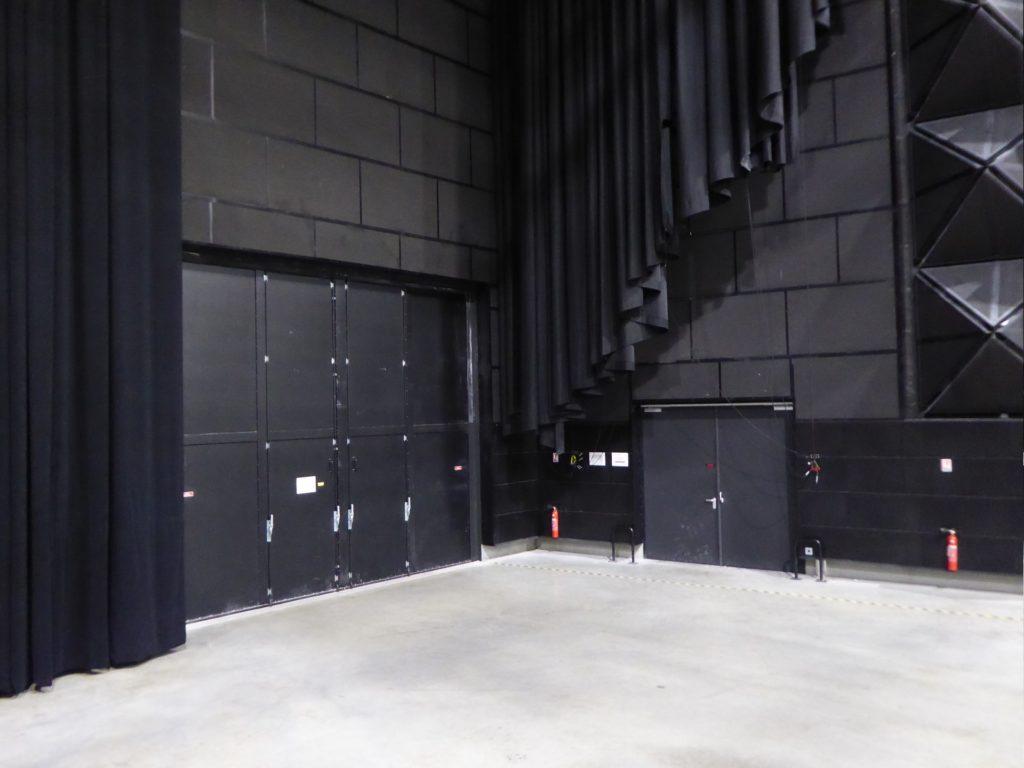 DOORTAL - Bordeaux métroploe Aréna - Porte acoustique