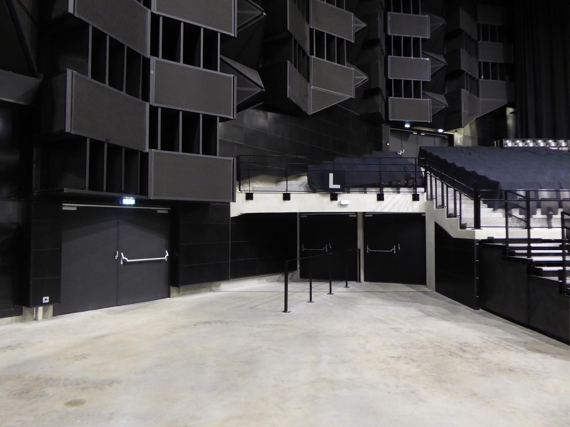 DOORTAL - Bordeaux métroploe Aréna- Porte phoniplus