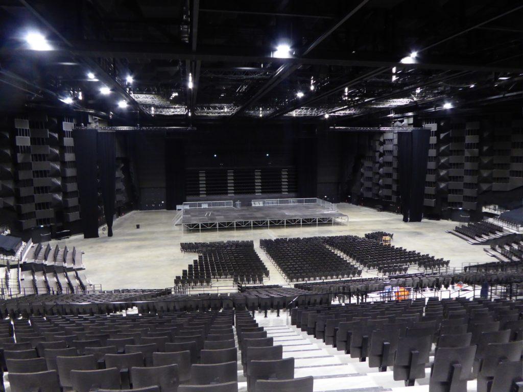 DOORTAL - Bordeaux métroploe Aréna - Salle