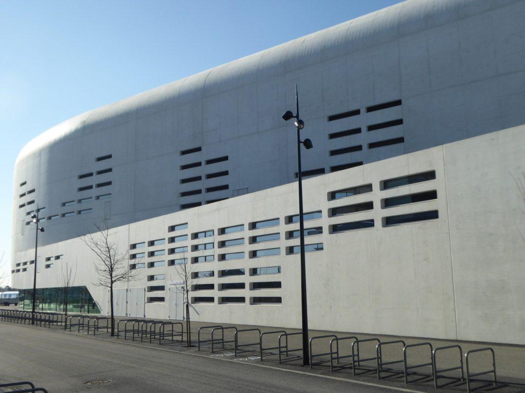 DOORTAL - Bordeaux métroploe Aréna - façade