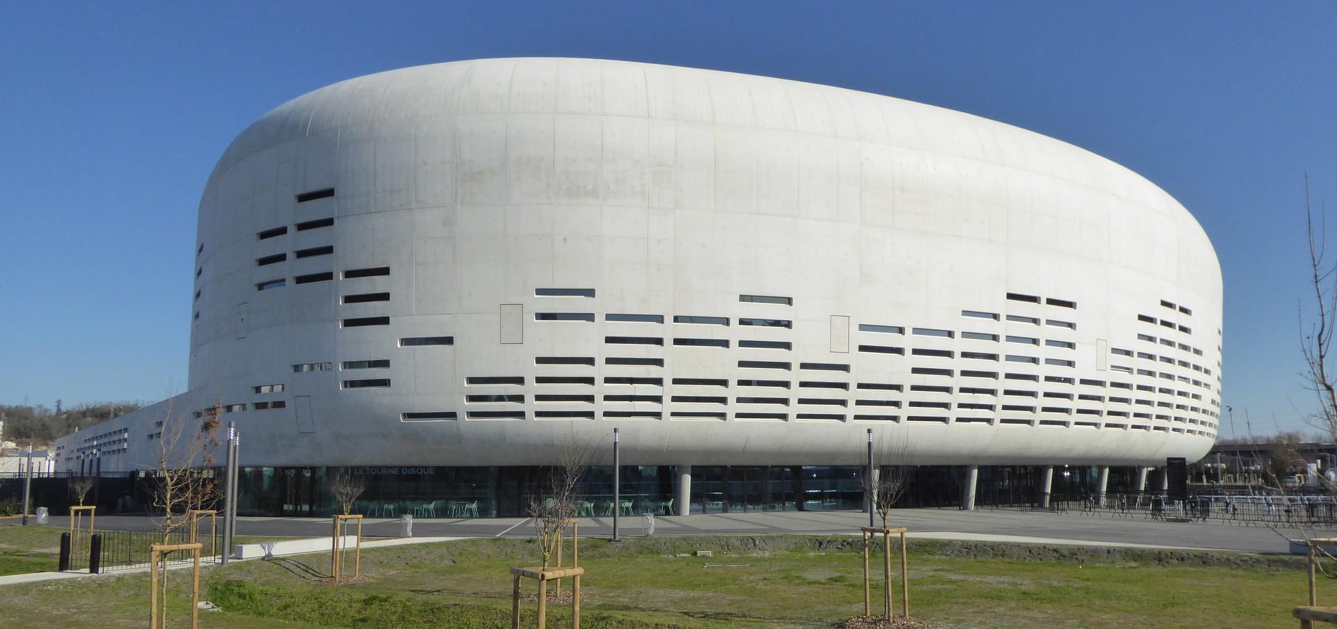 DOORTAL - Bordeaux métroploe Aréna