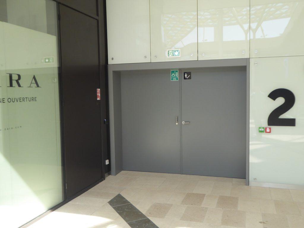 DOORTAL - Centre du prado bloc-porte CR4