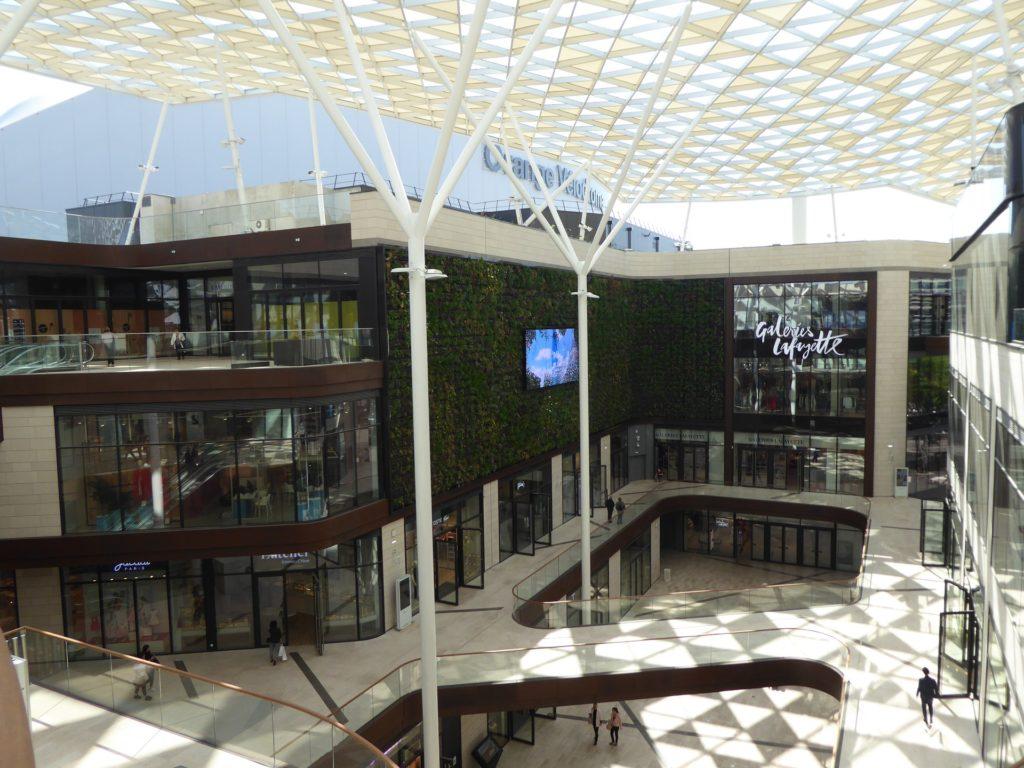 DOORTAL - Centre du prado façade