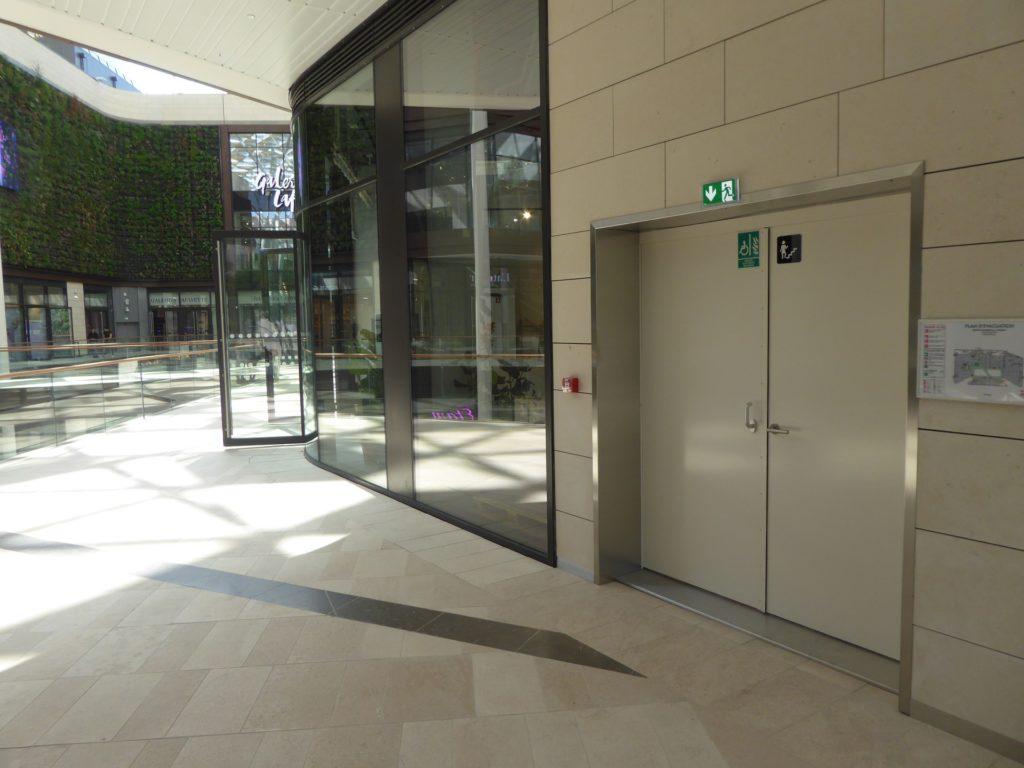 DOORTAL - Centre du prado porte blocus