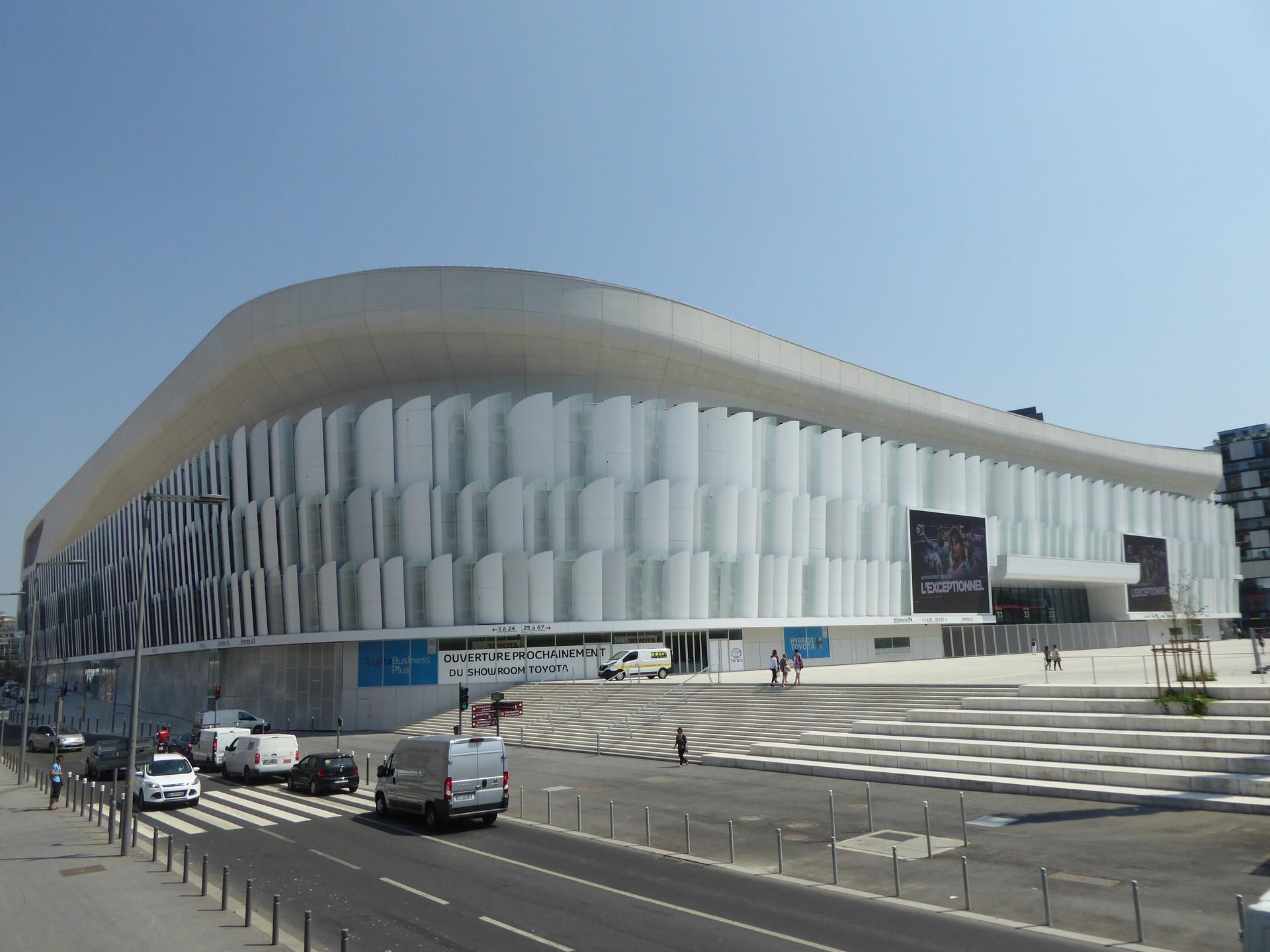 DOORTAL - U aréna façade