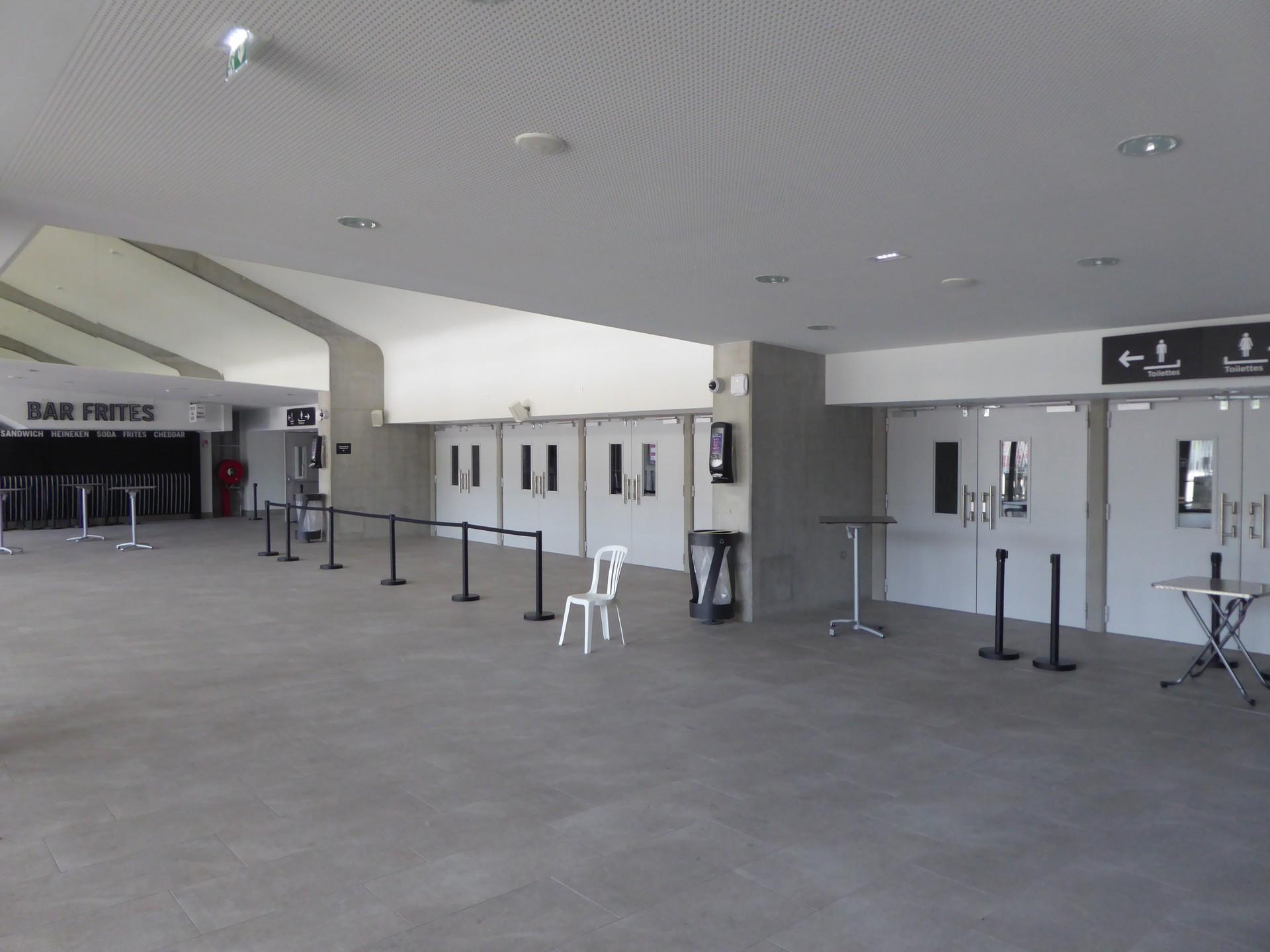 DOORTAL - U aréna porte phonique