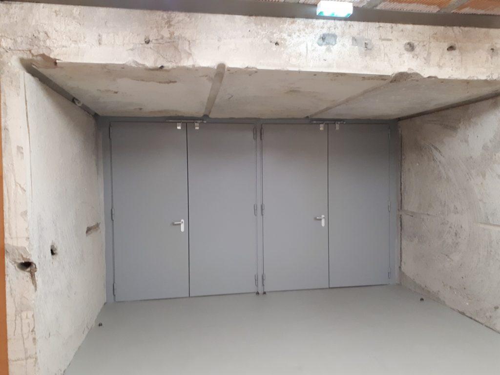 DOORTAL - Base sous marine bloc-porte coupe-feu