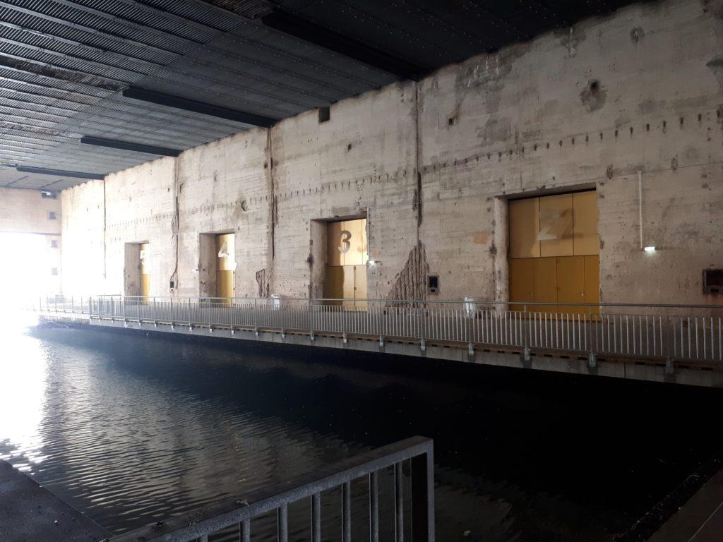DOORTAL - Base sous marine grande porte