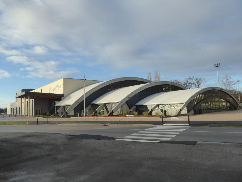 DOORTAL - Jurapard façade