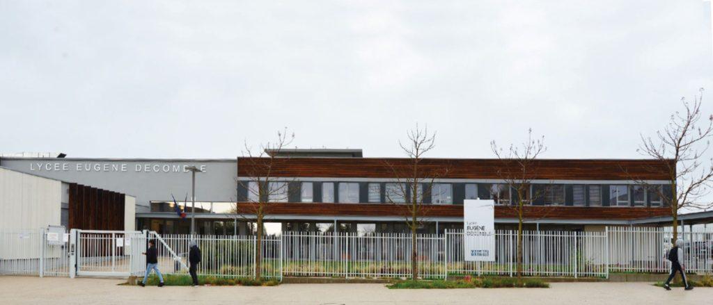 DOORTAL - Lycée façade