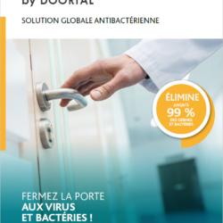 SANIDOOR – solution globale antibactérienne