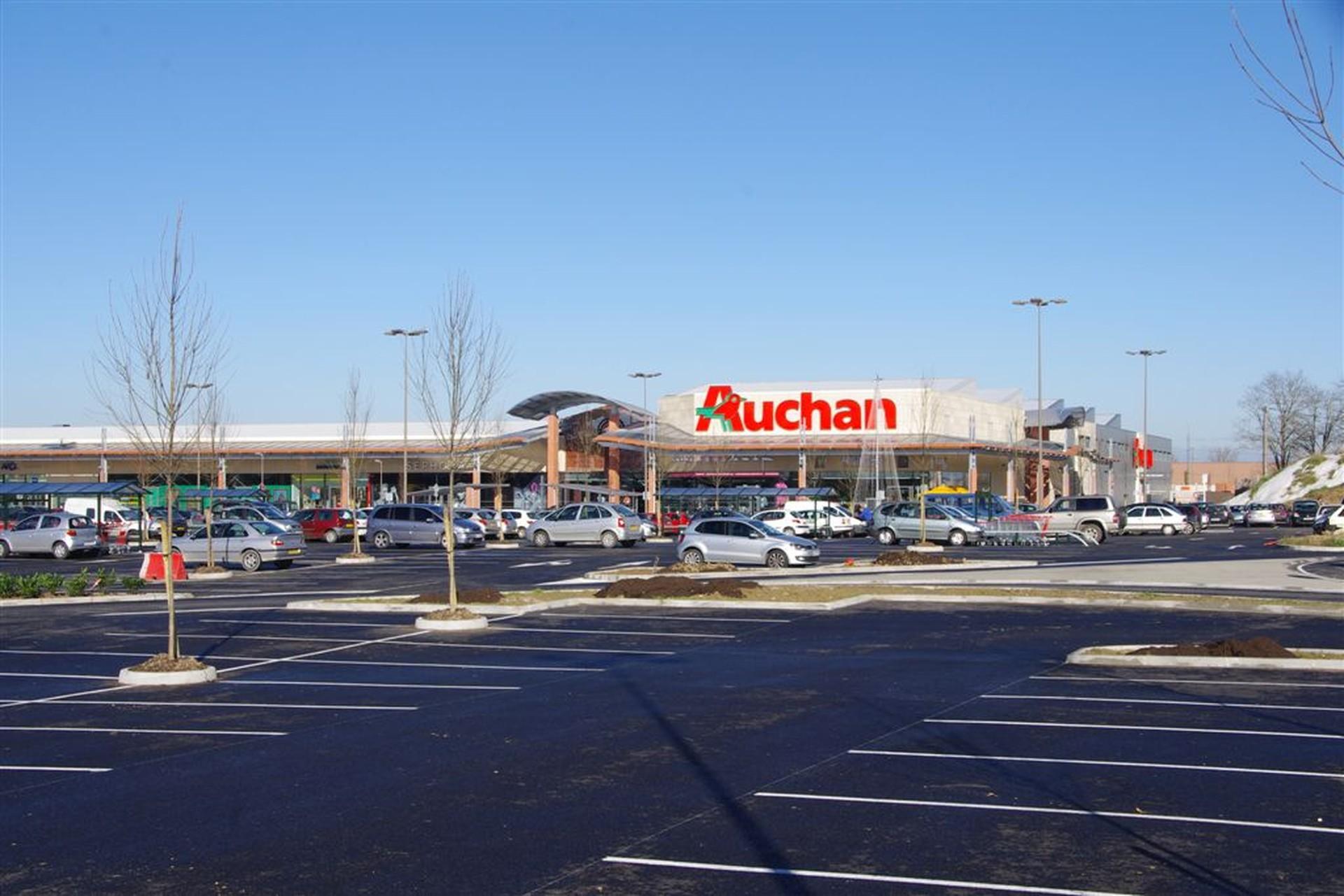 DOORTAL - Auchan Montauban - façade