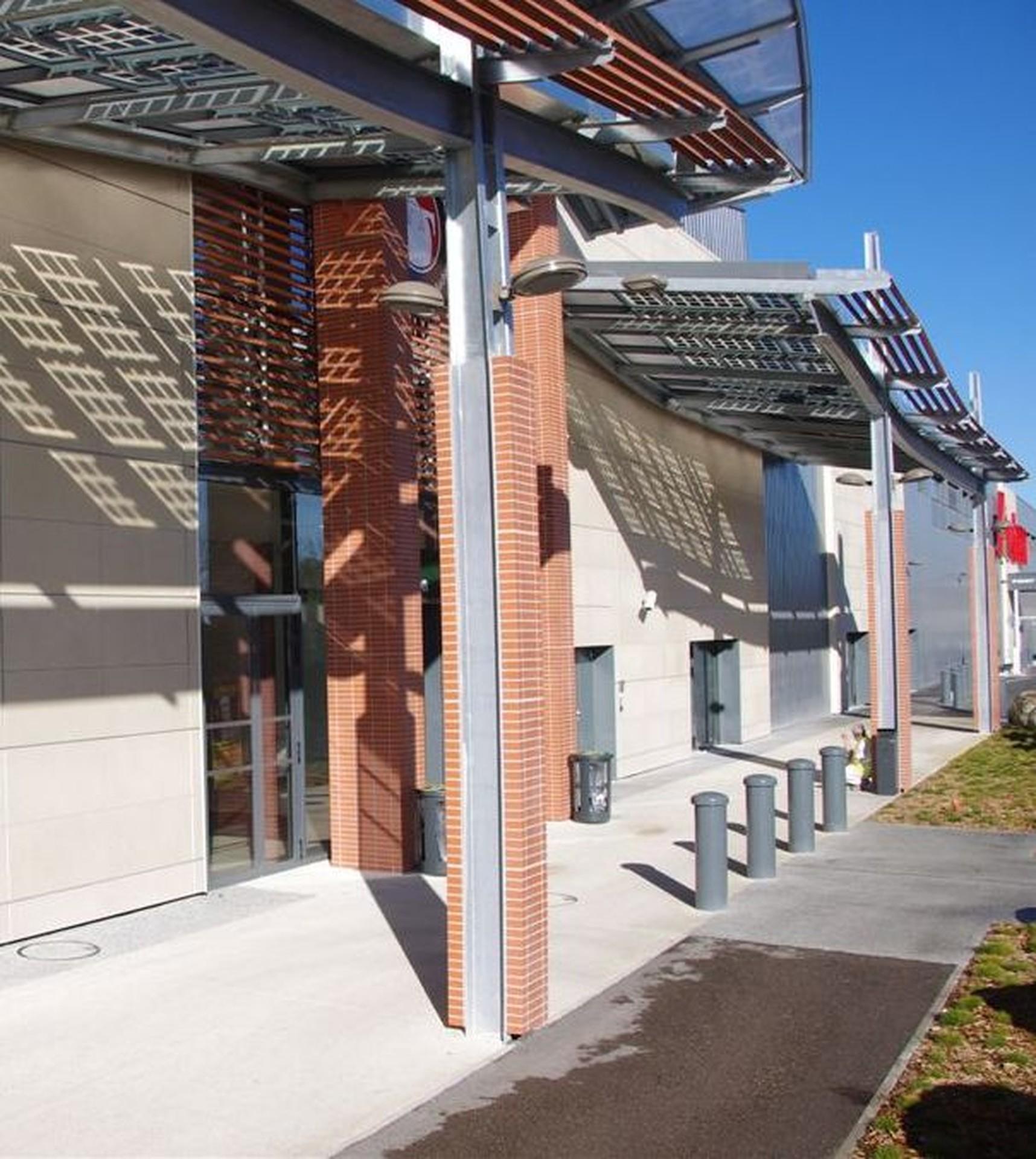 DOORTAL - Auchan Montauban - porte