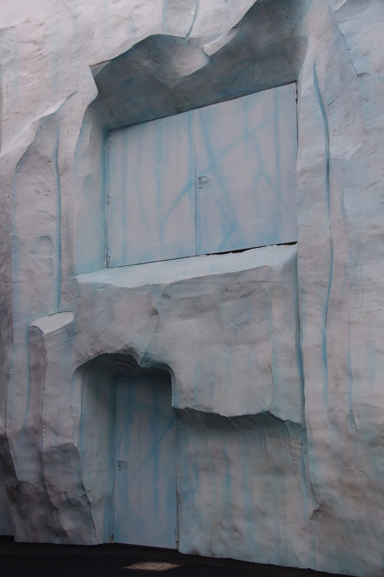 DOORTAL - Base de loisir - iceberg