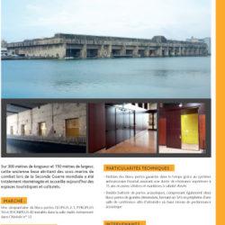DOORTAL - Base sous marine de saint nazaire