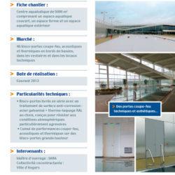 DOORTAL - Centre aqualudique à Angers