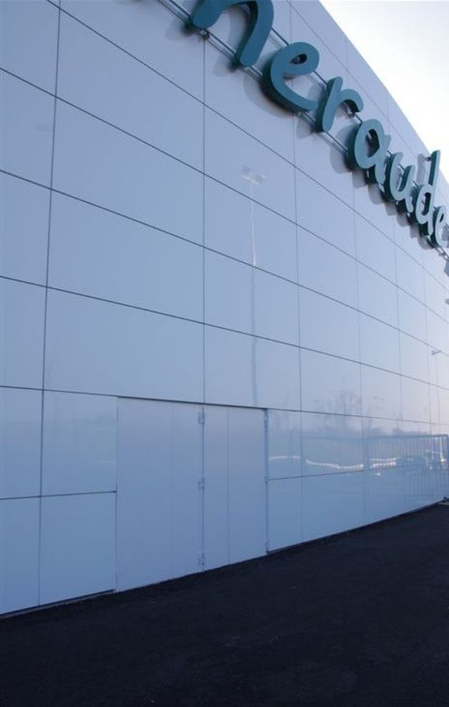 DOORTAL - Centre commercial E