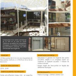 DOORTAL - Centre commercial PRADO à Marseille