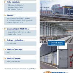 DOORTAL - Centre de maintenance TGV Lyon