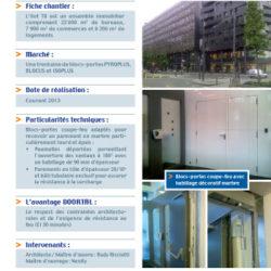 DOORTAL - Immeuble de bureau à Paris