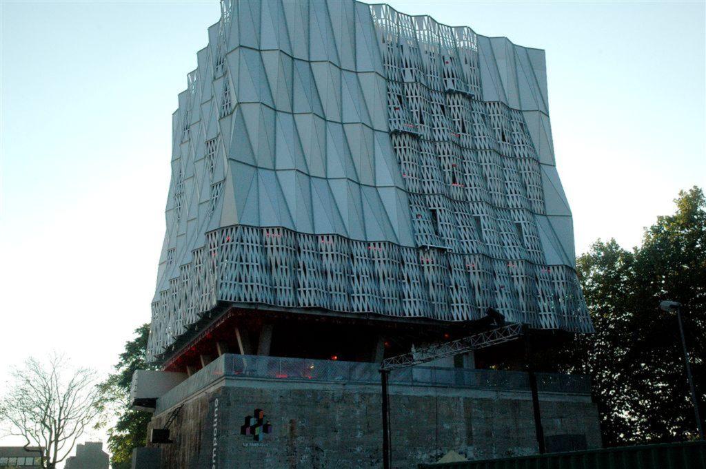 DOORTAL - La fabrique a nantes - façade