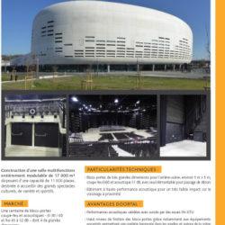 DOORTAL - Métroplole Aréna à Floirac