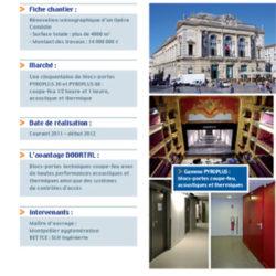 DOORTAL - Opéra comédie à Montpellier