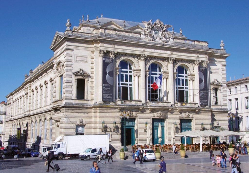 DOORTAL - Opéra comédie - Façade 1