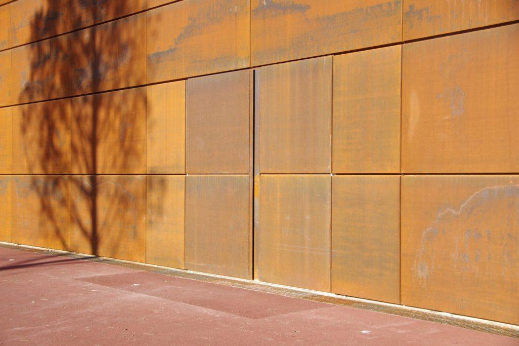 DOORTAL - Théâtre de l'Archipel - porte dissimulé