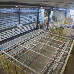 Investissement doortal dans un centre d'usinage automatisé