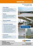 Centre aquatique à Anger (49)