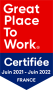 Certification - Juin 2021 - RVB